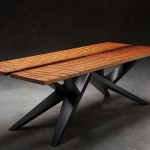 This Table is Crafted from the World's Oldest Workable Wood and It Can Be Yours for $100,000