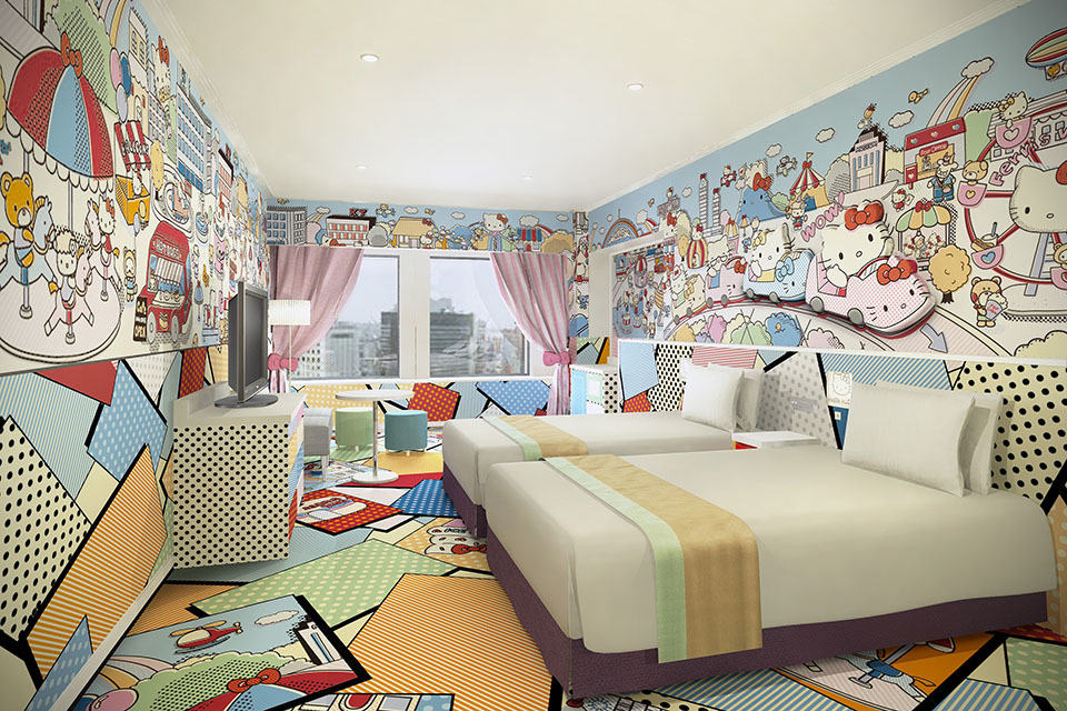 Hello Kitty Themed Room Ideas