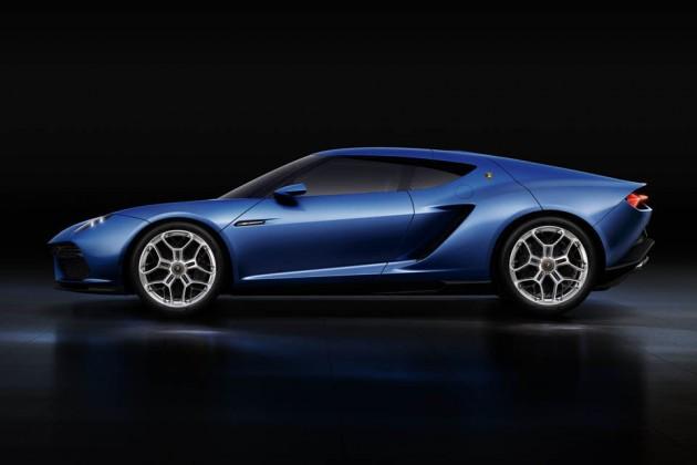 Lamborghini LPI 910-4 Concept