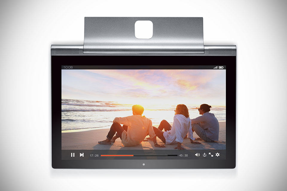 Lenovo Unveils Pico Projector-equipped YOGA Tablet 2 Pro ...