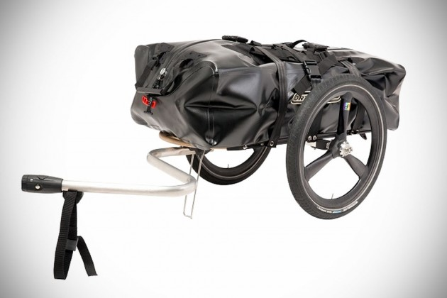 MONOWALKER Multifunctional Trailer