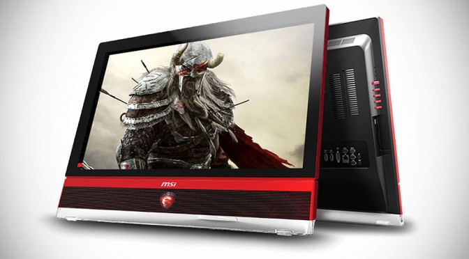 MSI All-in-One Gaming PC Gets NVIDIA GeForce GTX 900M Graphic Cards