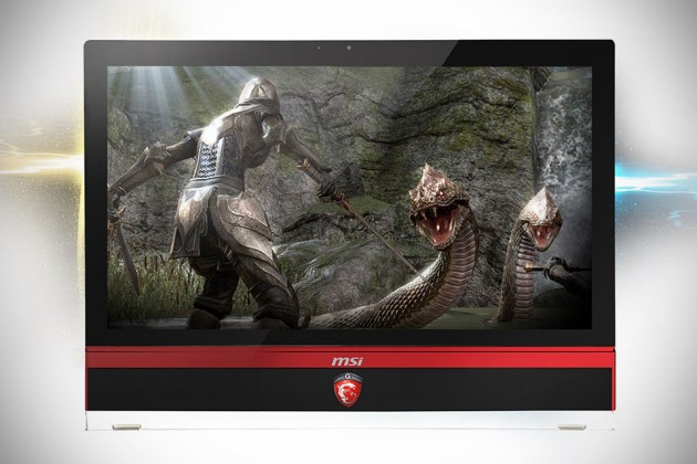 MSI 27-inch AG270 All-in-One Gaming Computers