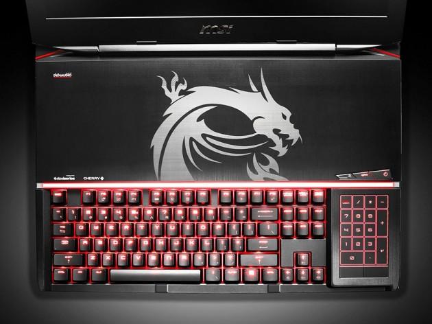 MSI GT80 Titan Mechanical Keyboard Gaming Laptop