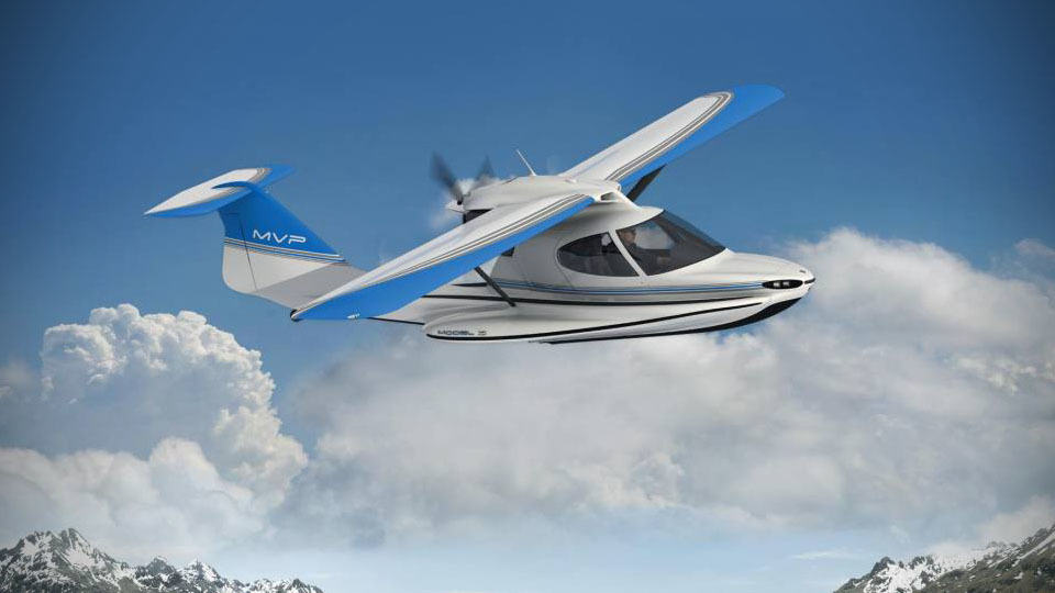 MVP Light Sport Aircraft is the MPV of the Sky, or Maybe the Lake Too - MIKESHOUTS