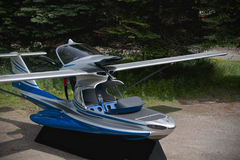 Mvp Light Sport Aircraft Is The Mpv Of The Sky Or Maybe