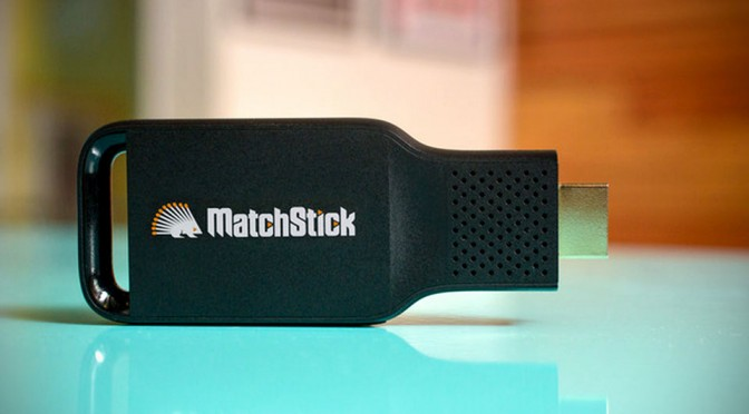 Meet MatchStick, the First Firefox OS-based Streaming Media Stick