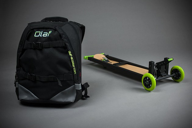 Olad Multifunctional Hybrid Folding Skatescooter - Urban