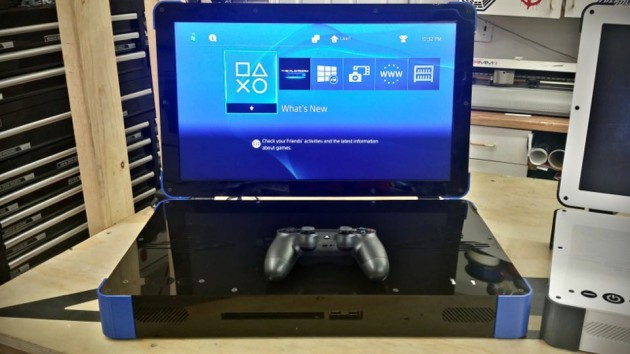Playbook 4 - The Playstation 4 Laptop