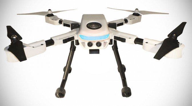 PlexiDrone Aerial Photography Drone