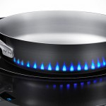 Samsung Induction Stove Has Fake Flames to Tell You How Hot it is