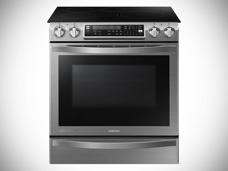samsung induction range samsung induction stove has flames to tell you how it is mikeshouts