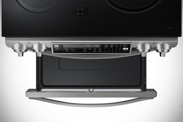 samsung chef collection induction range manual