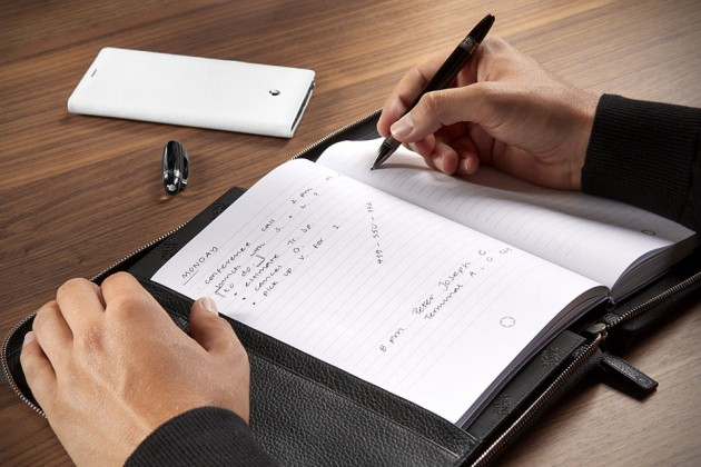 Samsung x Montblanc Galaxy Note 4 Accessories