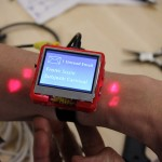 Future Smartwatches May Have Buttons Projected on to Your Skin