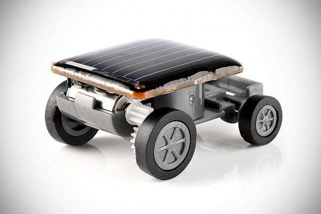 Solar Tiny Power Car