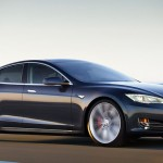 Tesla's New S P85D Has Two Motors, All-Wheel Drive and 691HP