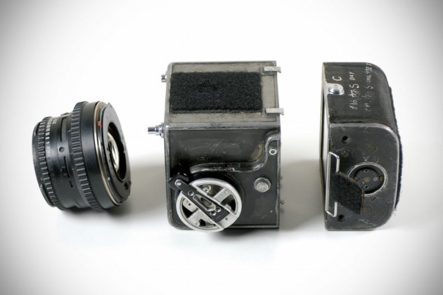 The First Hasselblad in Space: Hasselblad 500c