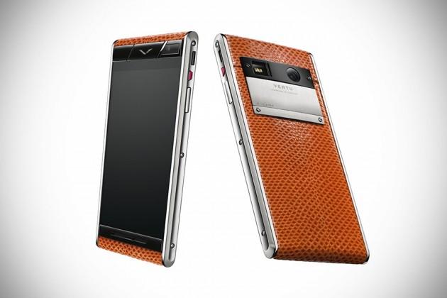Vertu Aster Luxury Smartphone