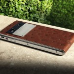 Vertu's Luxury Smartphone Aster Touts High-end Specs and Comes in with a 'Slightly Affordable' Price Tag