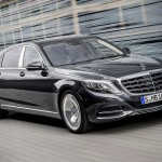 Daimler Foray into the Ultra Luxurious Car Market with the New Mercedes-Maybach S-Class
