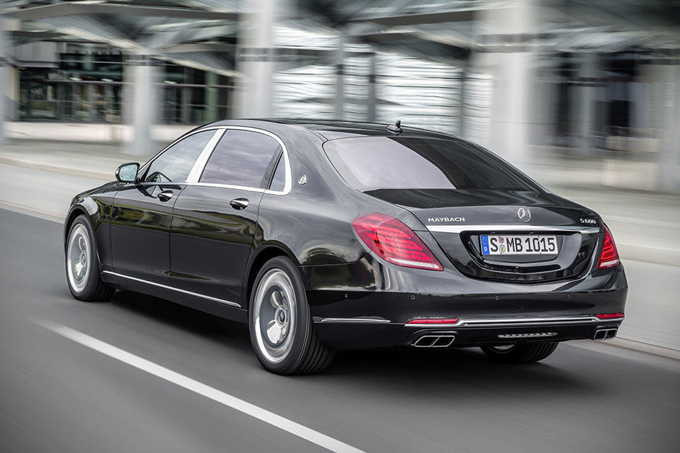 Daimler Foray into the Ultra Luxurious Car Market with the New ...