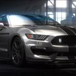 Here's the Renders of the All-new Shelby GT350 Mustang Powered by a 5.2L V8 with Over 500HP