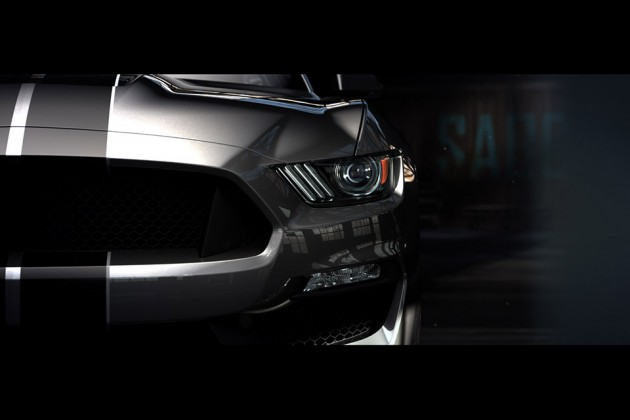 2016 Shelby GT350 Mustang