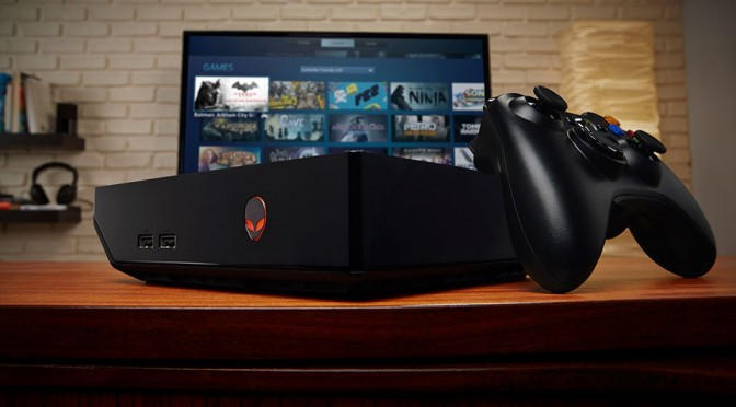 Alpha, Alienware's Steam Machine Pushes Into the Market, Starts at $549