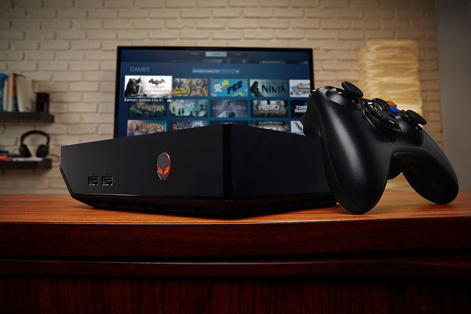 Alpha Alienware S Steam Machine Pushes Into The Market