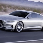 Audi Prologue is a Preview of the Automaker's New Design Direction, Looks Like a S-Class Coupe Killer