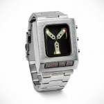 Back to the Future Flux Capacitor Wristwatch: No Time Traveling, But Still 100% Awesome
