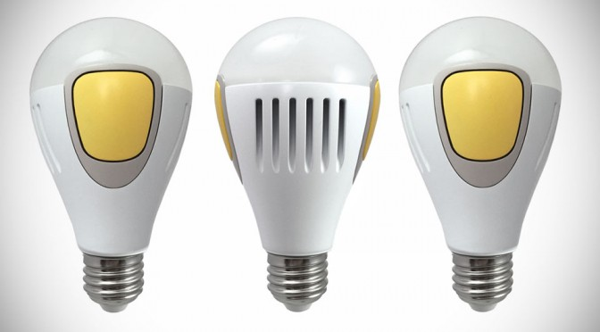BeON Burglar Deterrent Smart Light Bulb