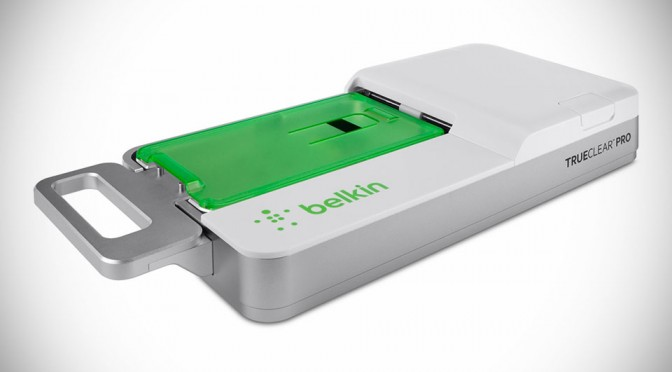 Belkin Has a Gadget That Makes Application of Screen Protectors Easy Peasy… for Retailers