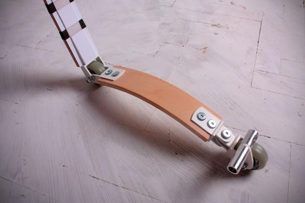 Belt Scooter by Adam Torok