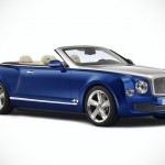 Bentley Goes Topless in LA with Grand Convertible, Looks Like a Luxury Yacht on Wheels