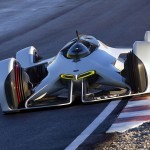 Chevrolet's Chaparral 2X Vision Gran Turismo is Powered by Laser and Makes 0-60 in 1.5 Seconds