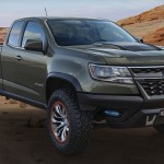Chevrolet Colorado ZR2 Concept: Off-road Trucks Never Look This Good