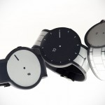 You Can Change the Design of this E-ink Watch Wherever You Wish