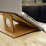 Finally, a Laptop Stand for Road-warriors That's Actually Designed for On-the-Road Use