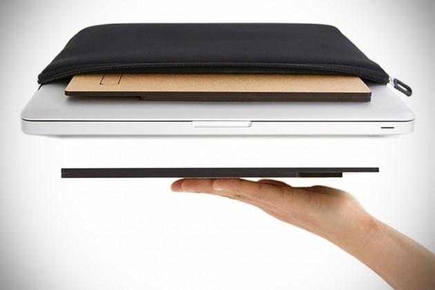 Flio Portable Wooden Laptop Stand