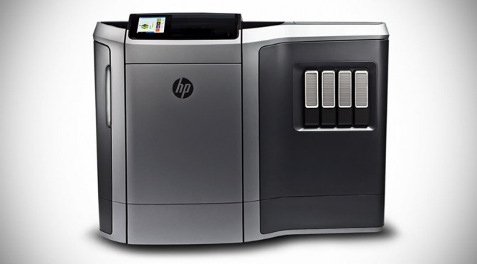 This Chunky Box is Hewlett-Packard's Vision of 3D Printer