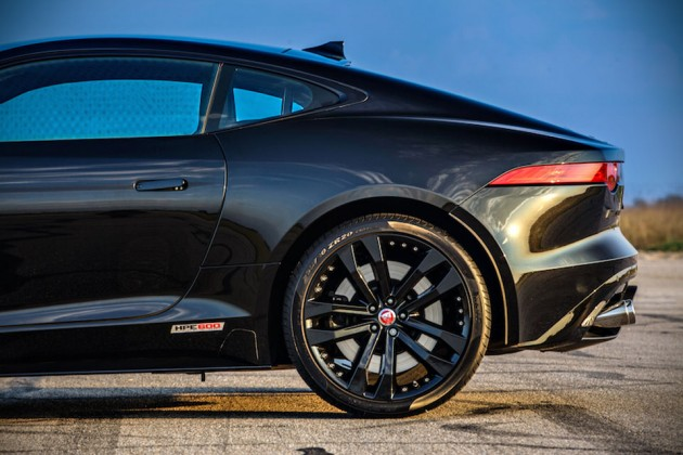 Hennessey HPE600 Upgrade Kit for 2014-25 Jaguar F-Type Coupe and R