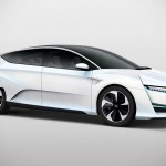 Next Generation Honda Fuel Cell Vehicle Boasts Over 130HP, Set to go on Sale in 2016