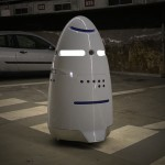 Robot-filled World is Nigh, Starting with K5 Autonomous Security Robot