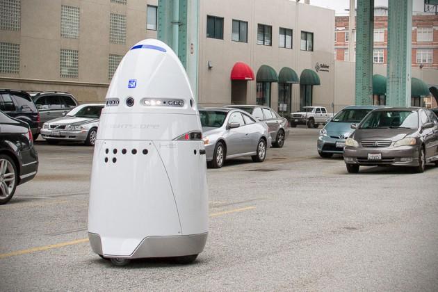 Knightscope Autonomous Security Robot