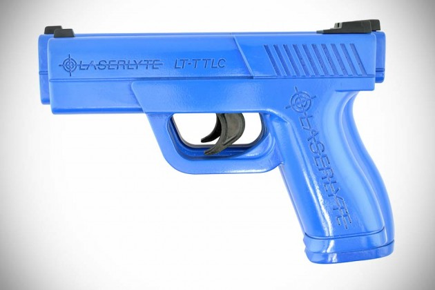 LaserLyte Trigger Tyme Laser Trainer Pistols