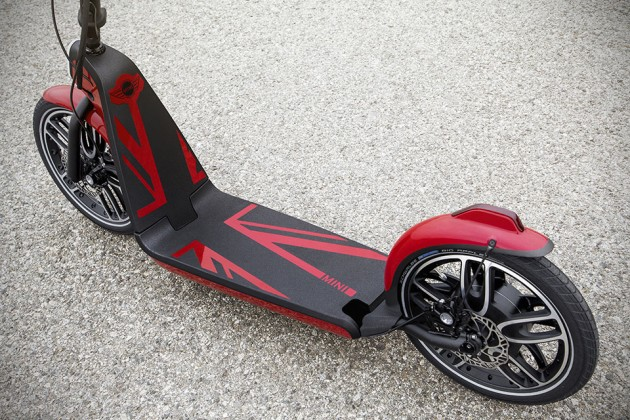 MINI Citysurfer Concept Skatescooter