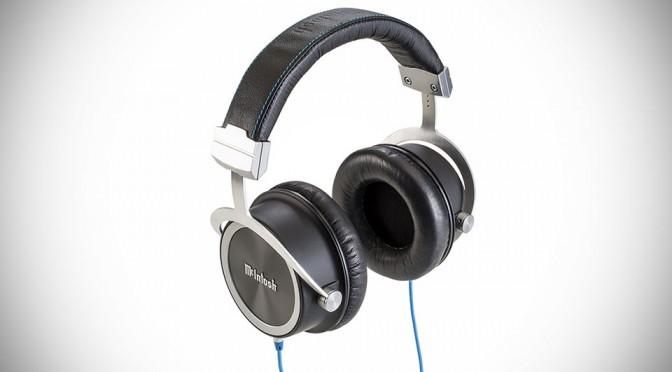 McIntosh's First Headphones, MHP1000, Available Now for $2,000