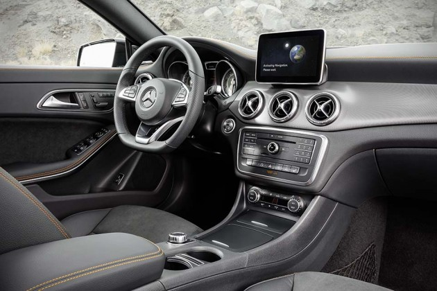 Mercedes-Benz CLA 250 4MATIC Shooting Brake